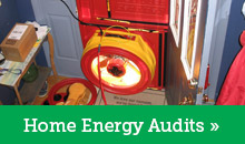 Home Energy Audits In Pocono Pines, Stroudsburg, East Stroudsburg